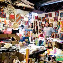 darrell roberts studio